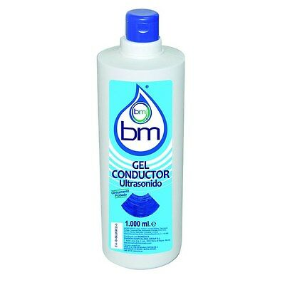 Gel conductor azul 1000 ml