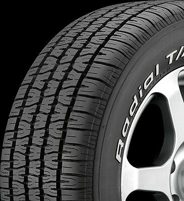 2 bf goodrich radial ta tires 25570r15 15