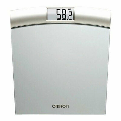 Best Price! Omron Digital Bathroom Weight Body Scale Hn283 Battery Lcd 150Kg