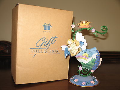 COUNTRY ANGEL CANDLESTICK by AVON GIFT COLLECTION