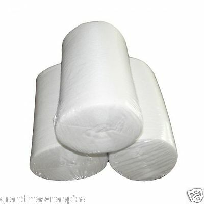300 Sheet Flushable Baby Bamboo Nappy Liner/Insert for Modern Cloth Nappy/Diaper