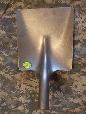 TITANIUM Shovel Universal Square Snow. 100% Titanium !!! Super light!
