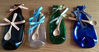 Strippy Ribbon Recycled Bottle Sets/Spoon Rest