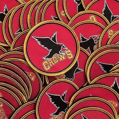 GORUCK Smallville High Crows Patch (Hook Backing)