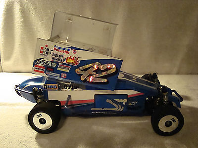 OLDER CUSTOMWORKS GBX OR GBX-2 SPRINT CAR DIRT OVAL COMPLETE ROLLER-KIT! (NICE!)
