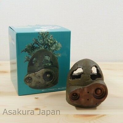 Laputa Castle in the Sky ROBOT FIGURE Mini PLANTER Studio Ghibli from JAPAN