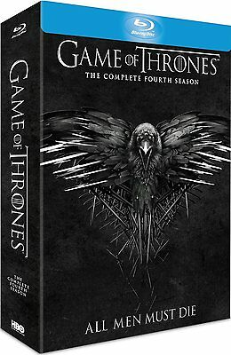 Game Of Thrones Complete Blu-Ray Season 4 Englisch