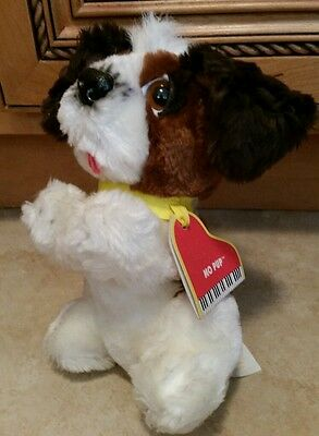 """Beethoven's 2Nd Mohawk Mo Puppy 9"""" Plush 1993."""