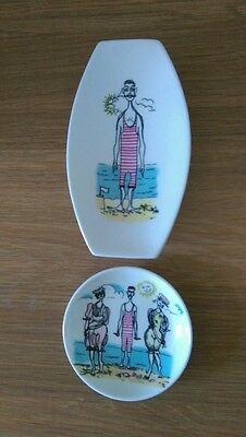 """""""FOLEY BONE CHINA FROM THE """"GAY NINETIES"""" DESIGN BY MAUREEN TANNER"""