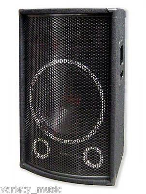 "Precision Audio, 400 watt PA / DJ speaker cabinet, 1 x 12"", 1 x Tweeter"