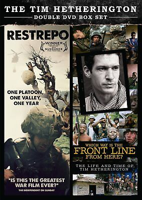 Which Way Is The Front Line / Restrepo (DVD)