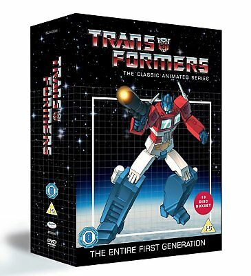 Transformers - Classic Animated Collection (13 discs) (DVD)