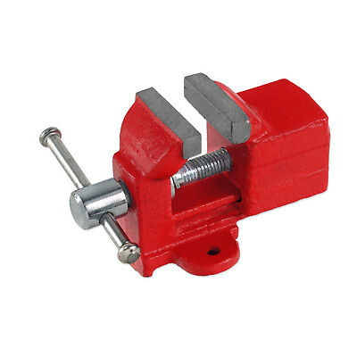 "Jeweler's 1"" Steel Mini Bench Vise - Jewelry Arts & Crafts"