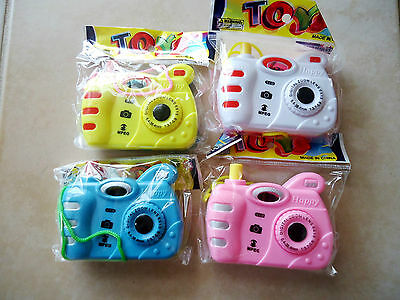 new 20 plastic toy camera for kids Birthday Party Favour ~ kids gift