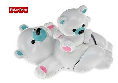 Fisher Price -N8845 - Jouet de bain - Animaux Flottant-ours