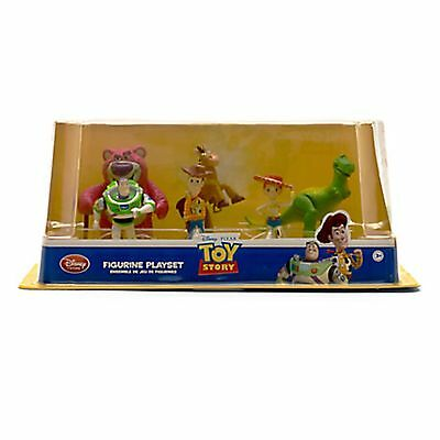 OR.DISNEY~*TOY STORY Film Figuren Play SPIEL SET*~Lotso Bär*Woddy*Buzz*Dino Rex