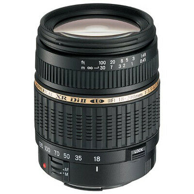 Tamron LD A014 18-200mm F/3.5-6.3 XR Di-II Aspherical IF Lens For Nikon