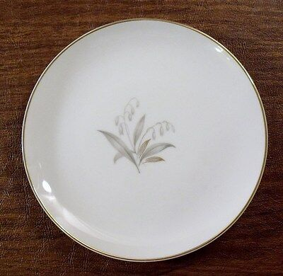 """5 KAYSONS Fine China of Japan GOLDEN RHAPSODY 6-3/4"""" Bread & Butter Plates"""
