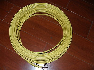 12/2 W/GROUND ROMEX COPPER ELECTRICAL WIRE 600VOLT 50FT LEFTOVER FROM NEW ROLL