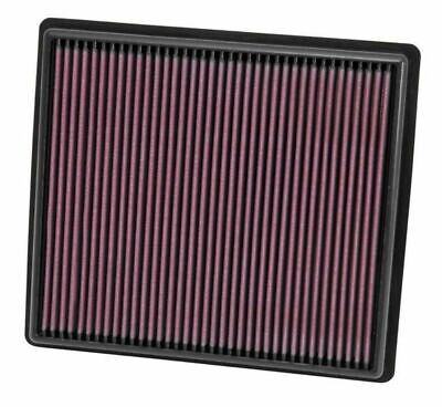 33-5049 K/&N Replacement Air Filter for Chevrolet Malibu Buick LaCrosse