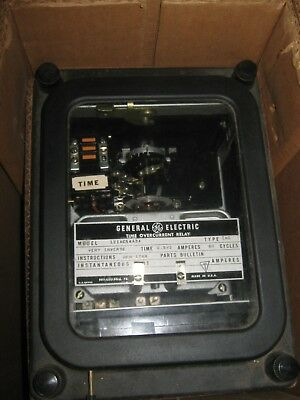 GE 12IAC54A3A Time Overcurrent Relay, New in box
