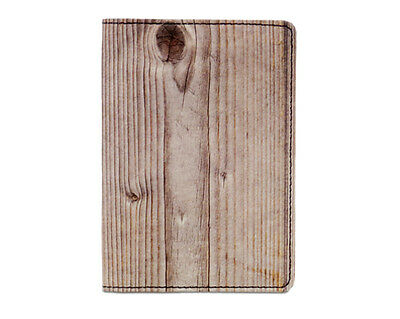 Dynomighty WOOD, For The Traveling Outdoorsman DYNO Mighty Tyvek PASSPORT COVER
