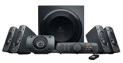 Logitech Z906 THX-Certified 5.1 Digital Surround Sound Speaker System