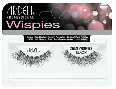 Ardell Invisibands Demi Wispies - Black - A65012