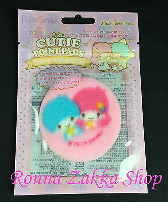 New Japan Licensed Pure Smile Sanrio Original Little Twin Stars point pad mask