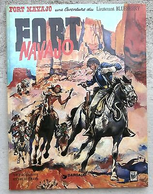 Blueberry 1f Fort Navajo 1975 TBE Giraud Charlier