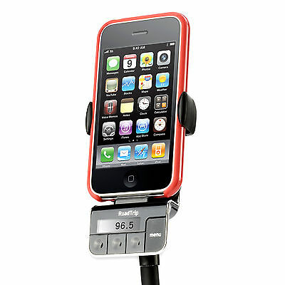 Griffin RoadTrip FM Transmitter, Charger & Car Mount for iPhone 3G 3GS 4 4S