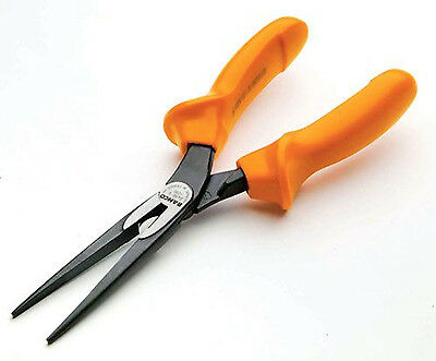 "1000V 8"" Straight Nose with Insulated Grips Pliers Bahco #2430S-200"