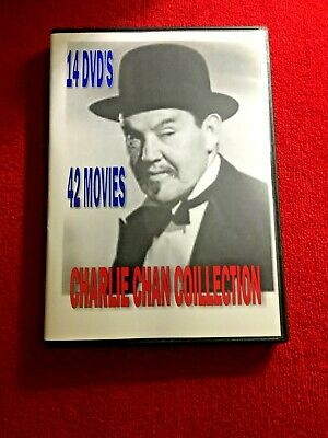 The Charlie Chan Collection 42 Movies