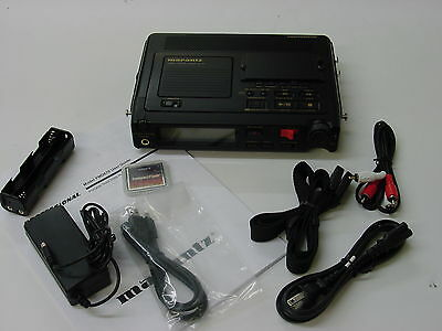 Super Clean Marantz PMD670 Portable Digital Recorder with Hi-Capacity Card updat