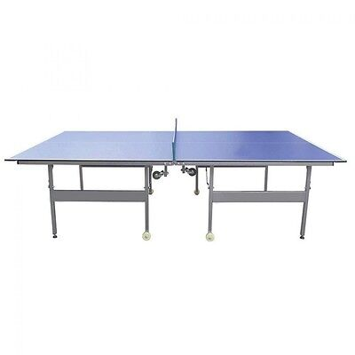 *VIC PICK UP* Easy Foldable Table Tennis 15mm thick with Bats Balls Net Wheels