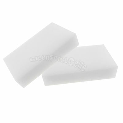 1/100pcs Magic Sponge Eraser Melamine Cleaner Foam Multi-functional White