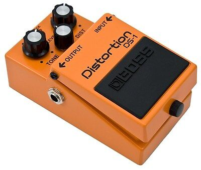 Boss Ds-1 Distortion Pedal - FREE P&P