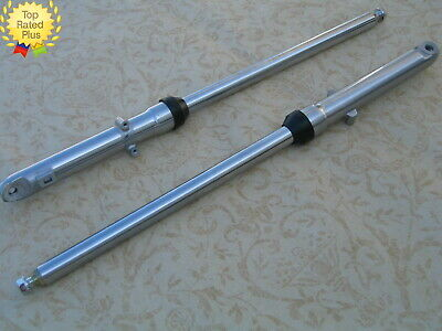 """FRONT FORK TUBES SHOCKS ABSORBER 27"""" FOR HONDA CG125 CT90 CT110 Motorcycle Trail"""