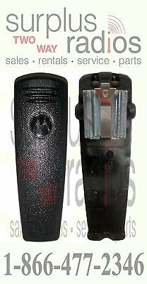 New Motorola HLN6875A Spring Action Belt Clip APX6000 APX7000 APX600XE APX7000XE