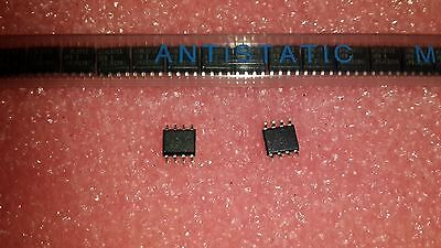 QTY /(20/) AT24C01A-SC ATMEL SOIC-8 2 WIRE EEPROM NOS