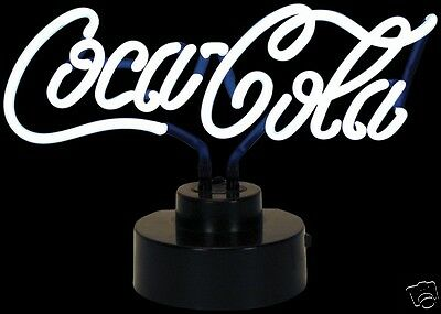 Coca Cola Coke Script Logo Neon Sign    New!
