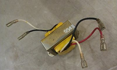 5EE88 TRANSFORMER FROM Ups: 120Vac --> (16 4Vnl With Center Tap)  #430-2020A, Vgc