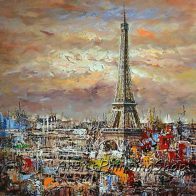 100% Handmade Oil Painting on  canvas Modern Art direct from  ArtistPaintingShop