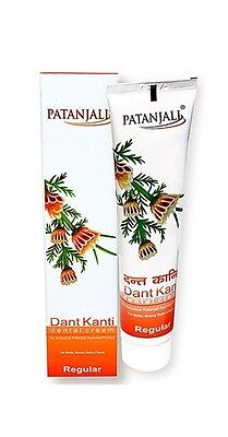 Patanjali Dant Kanti | Herbal Toothpaste | Direct from India