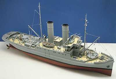 "Top quality, genuine Caldercraft model ship kit: the ""Resolve"" (RC compatible!)"