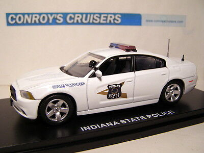 First Response Replicas Indiana State Police 2012 Dodge Charger 1/43rd scale