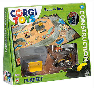 Corgi Clearance - TY66096 Corgi Toys Contruction Playset - Trade EOL Returns