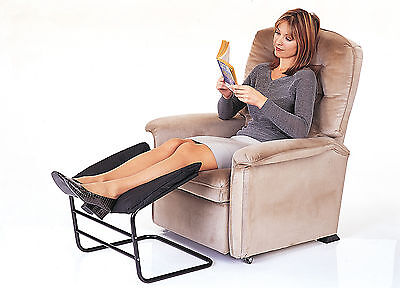 Padded Leg Rest for Elevating Feet & Legs When Seated Relax support For Chair