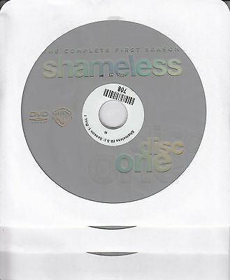 Shameless: The Complete First Season 1 (DVD, 2011, 3-Disc Set) NCV