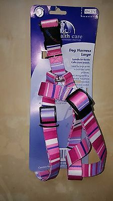 Animalcare Pink Therapeutic Dog Harness Large, Premium Service, Fast Dispatch